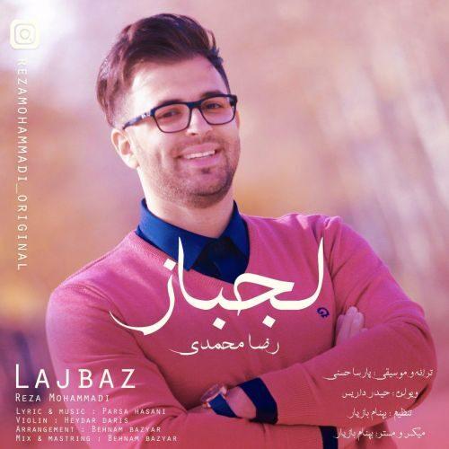 دانلود آهنگ جدید رضا محمدی لجباز