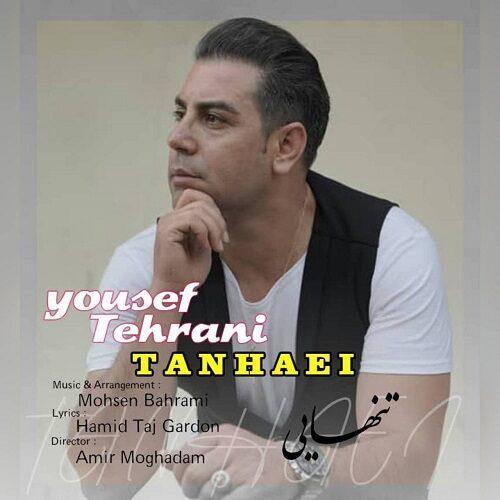 دانلود آهنگ جدید یوسف تهرانی تنهایی